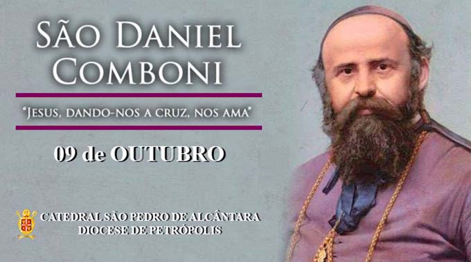 São Daniel Comboni – 10/10