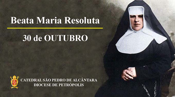 Beata Maria Resoluta